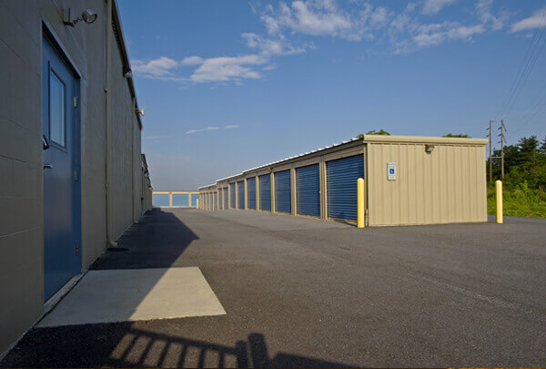 Elco Self Storage Units